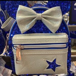💙🆕 Wishes Come True Blue Wristlet Released 10/22